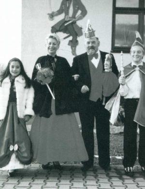 Enoch I. & Karin I. / Nicolas I. & Bibiana I.