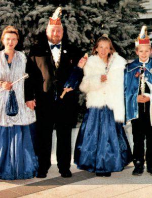 Daniel I. & Cornelia II. / Dirk I. & Sabrina I.