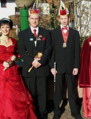 Jürgen III. & Daniela I. / Gerrit I. & Lara I.