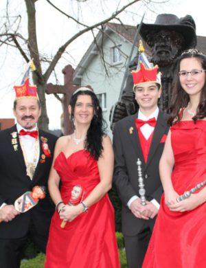 Ralf I. &Susi I. / Marvin I. &Elena I.