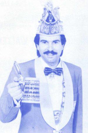 1983 - 1991: Alfred Meier
