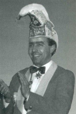 1965 - 1983: Rolf Peter